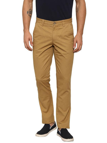 Slim Straight Chino's