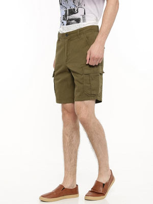 Cargo shorts [above the knee] - tbase