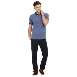 t-base men's charcoal slim fit chinos