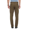 t-base men's olive slim fit chinos