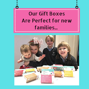 Gift Boxes for Parents.... new and old!