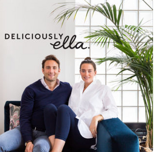 Deliciously Ella and Felice Jacka