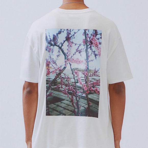 Fear of God Essentials Photo Tee (White)