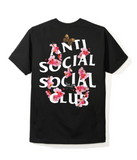 ASSC Kkoch Cherry Blossoms Tee (Black)