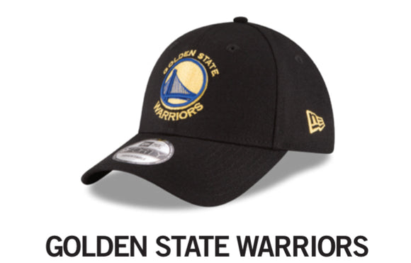 New Era NBA 9Forty 18-19 League Baseball Adjustable Cap(Golden State Warriors)