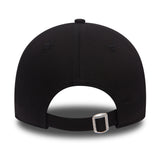 New Era NY 9Forty Baseball Adjustable Cap(Black on Black)