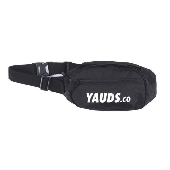 Yauds.co Signature Waist Bag (Black)