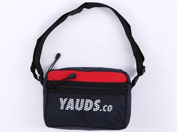 Yauds.co RNV Pouch Bag (Red/Navy)