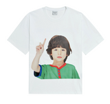 ADLV Baby Boy Face One More Tee (White)