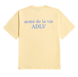ADLV Basic Tee (Yellow)
