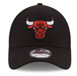 New Era NBA 9Forty The League Baseball Adjustable Cap(Chicago Bulls)