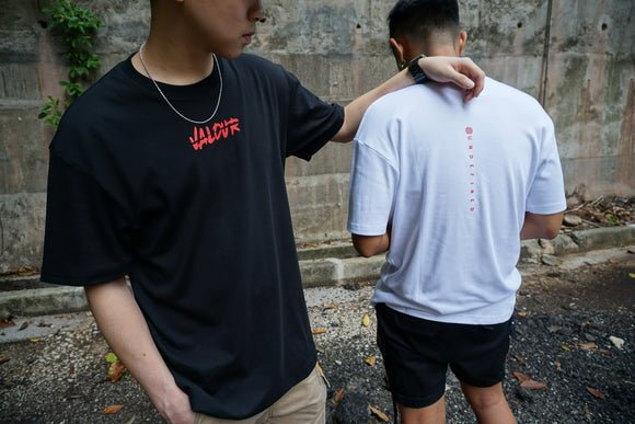 Valour Undefined V2 Streetwear (Black)
