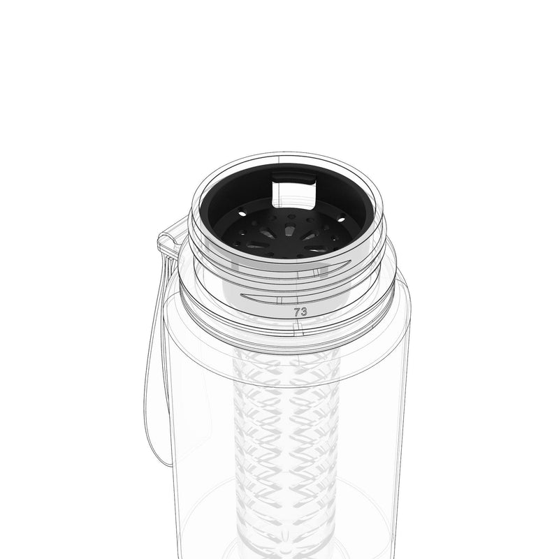 Ion8 Fruit Infuser Add-On Small, (350ml, 500ml, 550ml) - Leakproof.co.uk