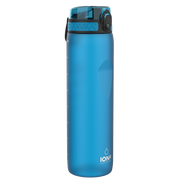 Ion8 Leak Proof 1 Litre Water Bottle, BPA Free, 1000ml / 32oz, Blue - Leakproof.co.uk