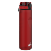Ion8 Leak Proof 1 Litre Water Bottle, BPA Free, 1000ml / 32oz, Chilli Red