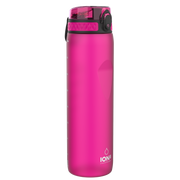 Ion8 Leak Proof 1 Litre Water Bottle, BPA Free, 1000ml / 32oz, Pink