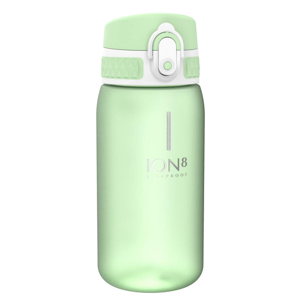 Ion8 Leak Proof Kids' Water Bottle, BPA Free, Sea Foam, 350ml
