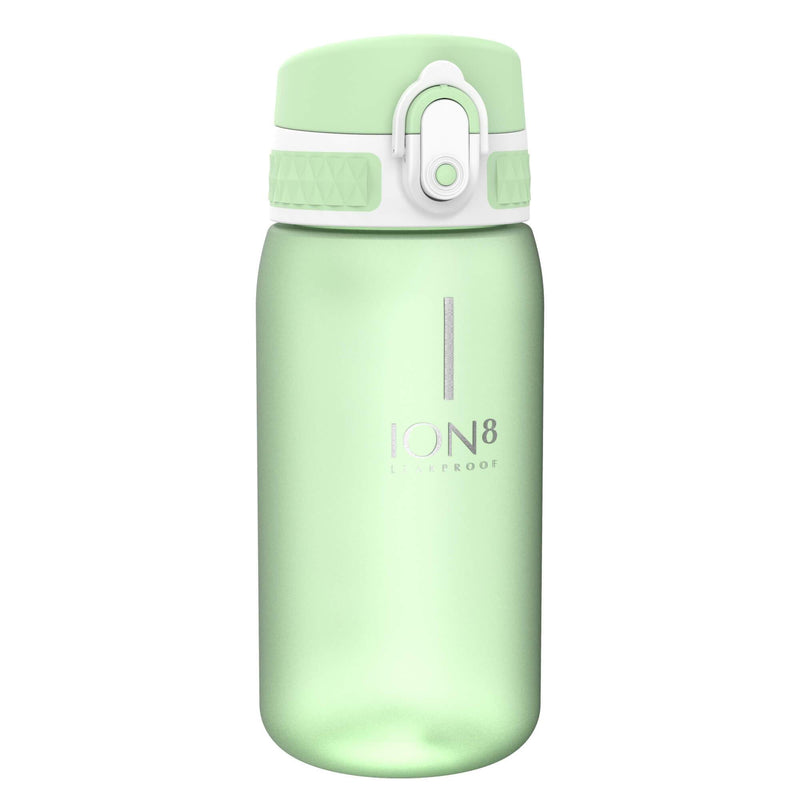 Ion8 Beauty Leak Proof Water Bottle, BPA Free, 350ml / 12oz, Frosted Seafoam