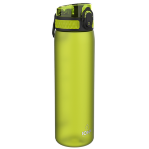 Ion8 Leak Proof Water Bottle, BPA Free, 500ml / 18oz, Green - Leakproof.co.uk