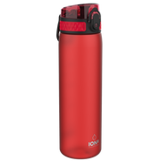 Ion8 Leak Proof Water Bottle, BPA Free, 500ml / 18oz, Red - Leakproof.co.uk