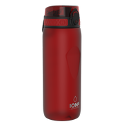 Ion8 Leak Proof Cycling Water Bottle, BPA Free, 750ml / 24oz, Chilli Red