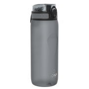 Ion8 Leak Proof Cycling Water Bottle, BPA Free, 750ml / 24oz, Grey