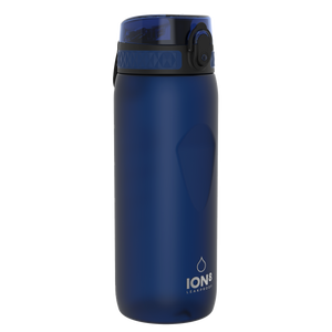 Ion8 Leak Proof Cycling Water Bottle, BPA Free, 750ml / 24oz, Navy