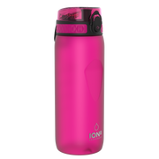 Ion8 Leak Proof Cycling Water Bottle, BPA Free, 750ml / 24oz, Pink - Leakproof.co.uk