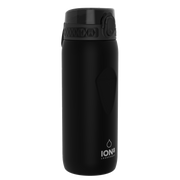 Ion8 Leak Proof Cycling Water Bottle, BPA Free, 750ml / 24oz, Black