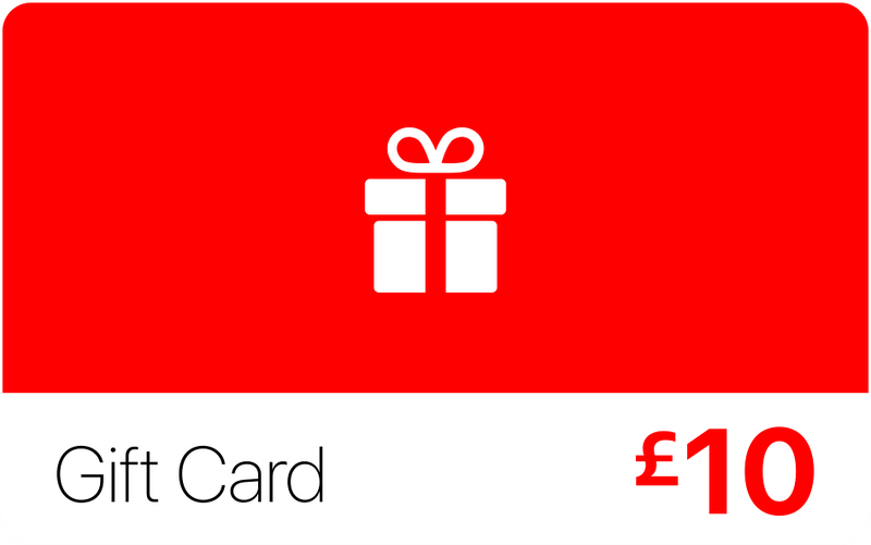 £10 Leakproof Gift Card