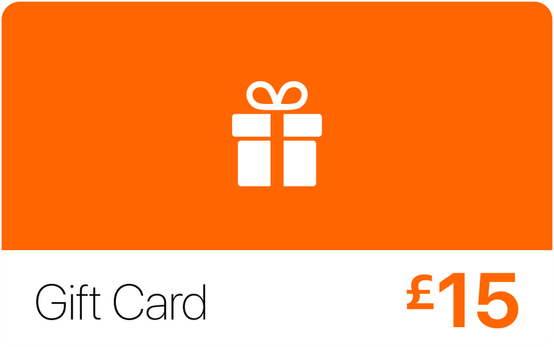 £15 Leakproof Gift Card