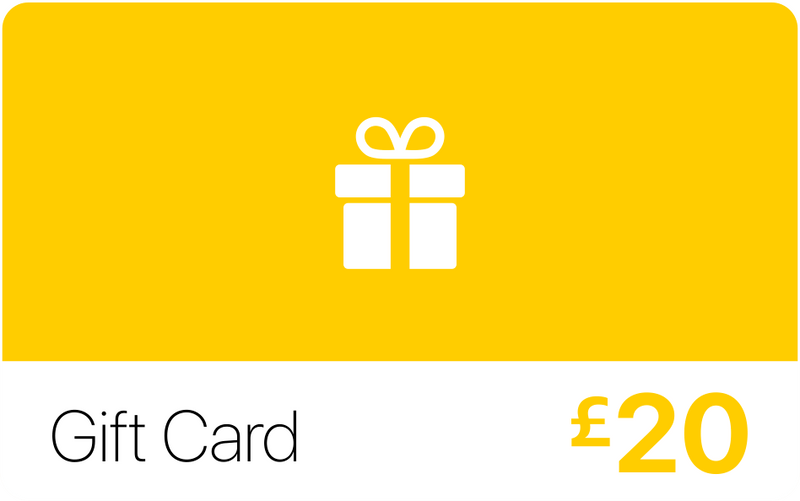 £20 Leakproof Gift Card