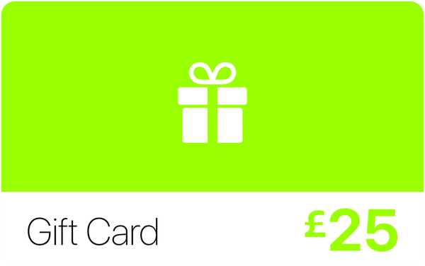 £25 Leakproof Gift Card