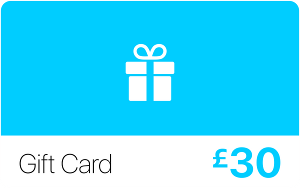 £30 Leakproof Gift Card