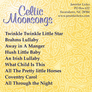 Celtic Lullabies CD 'Celtic Moonsongs'