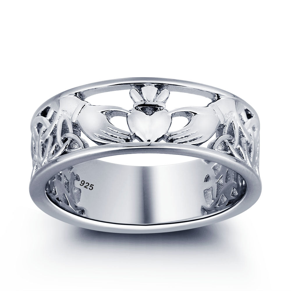 Claddagh Ring Band