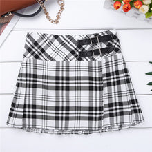 Girls Tartan Skirt
