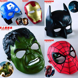 5Pcs/lot Marvel & Avengers Masks