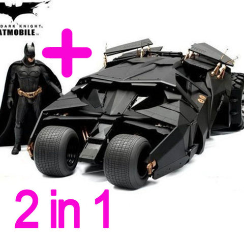 Awesome Batman Tumbler Batmobile