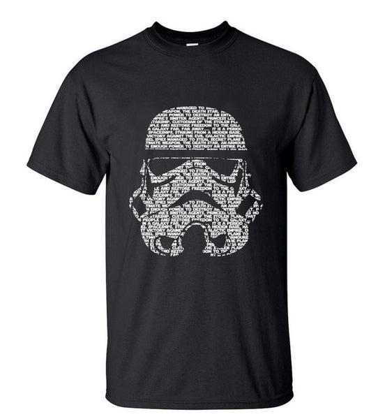 STAR WARS-INSPIRED T-SHIRT FOR FANS FLIRTING WITH THE DARK SIDE