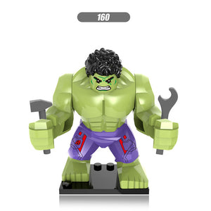Marvel SuperHeroes Figures- Promotional Giveaway