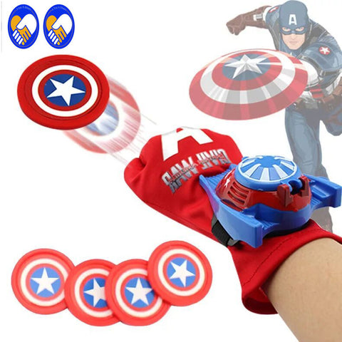 Superheroes Guns