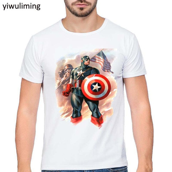 Unique Avengers T-Shirts