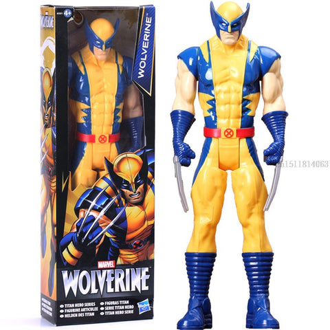 "12""30CM Super Heroes  Action Figure + Free Shipping"