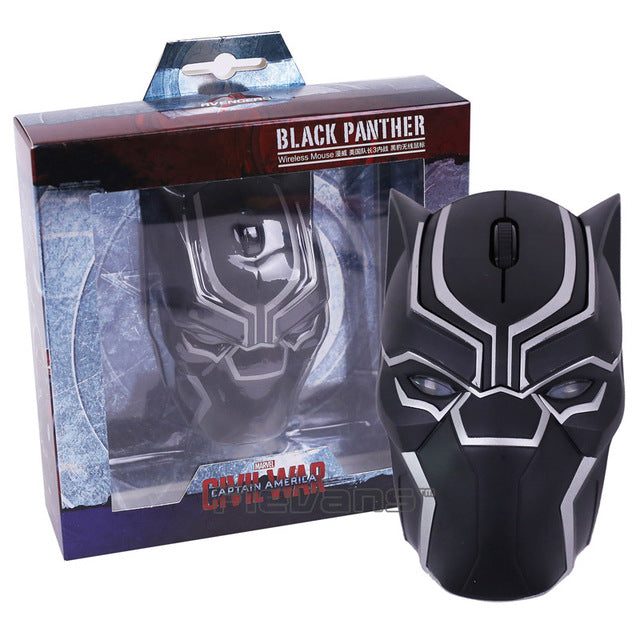 Marvel Black Panther Wireless Mouse