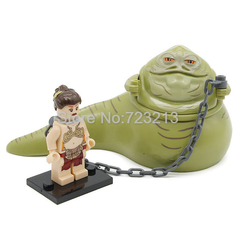 Limited Jabba Star Wars Figgure