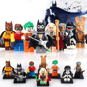 Super Heroes Figures - Promotional Giveaway