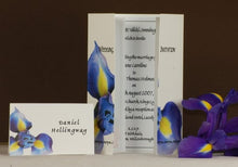 Iris Wedding Invitations