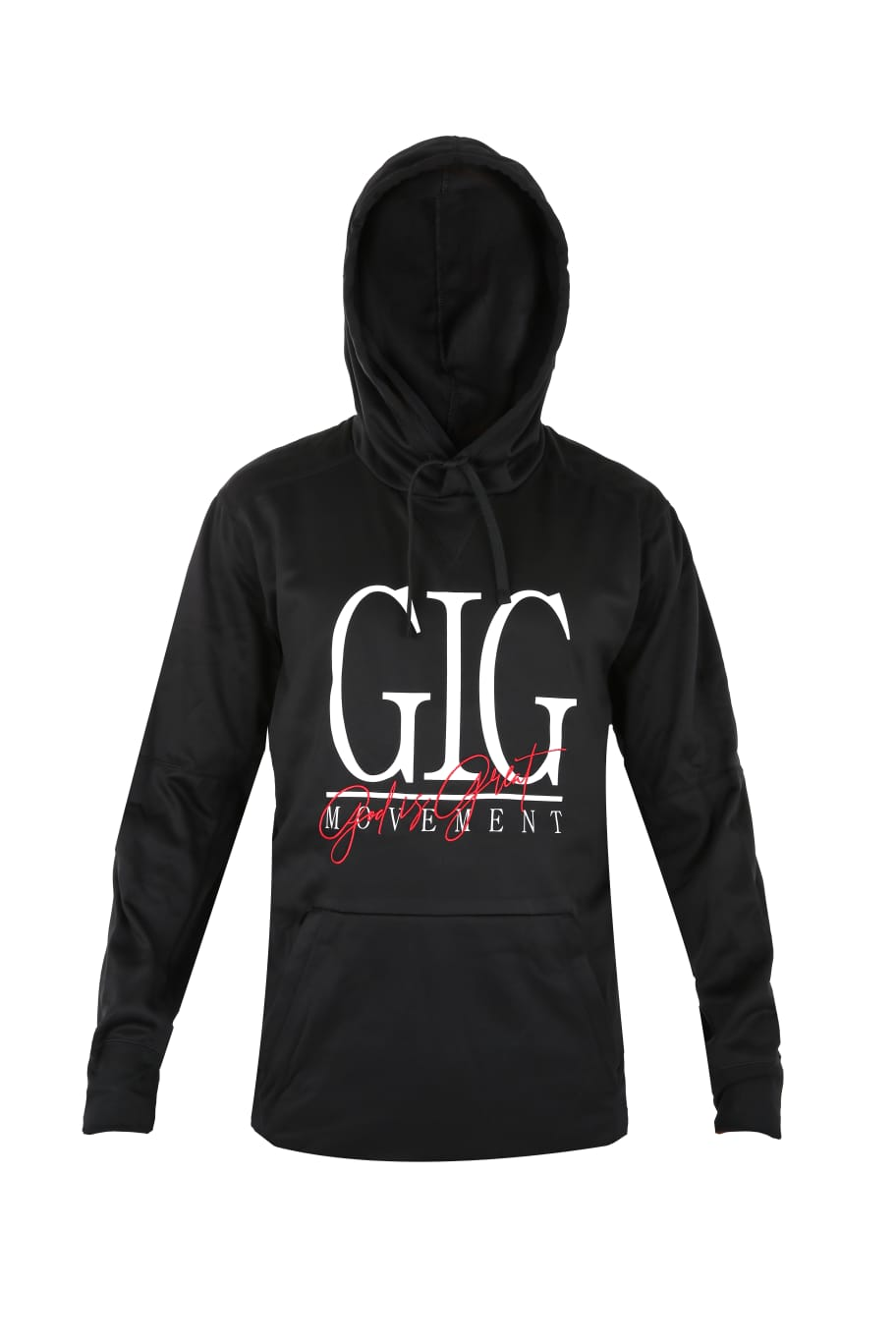 GiG Movement Black Hoodie