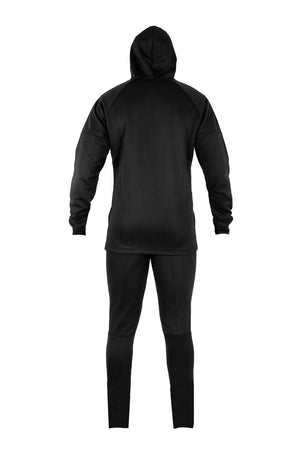 God is Great Signature Black Full Tracksuit